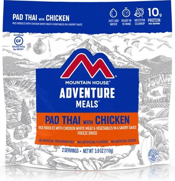 Mountain House Pad Thai Chicken