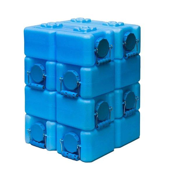 Water Brick Stack
