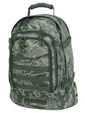 Stretch Military Backpack