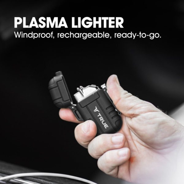 True EDC Kit Plasma Lighter